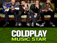 Monte Carlo / RMC 1 - Music Star Coldplay